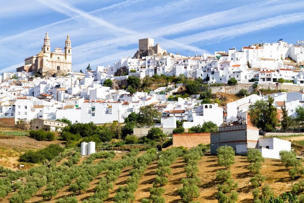 Olvera Pueblos Blancos de Cádiz
