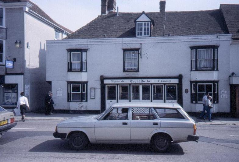 Tenterden Archive, High Street Eight Bells