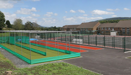 £1.6m sporting facilities facelift complete