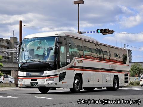 一畑バス「みこと号」 ・598