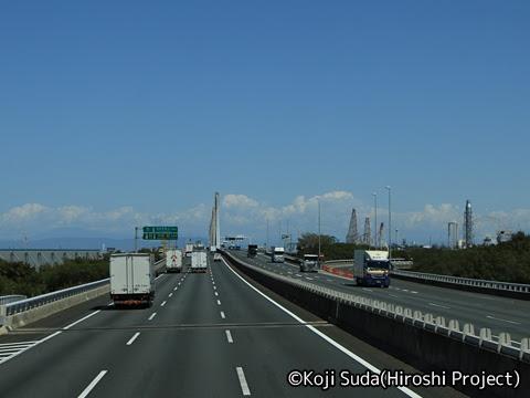 JRバス関東「グラン昼特急8号」 ・・12 2階 最前席からの眺望_09