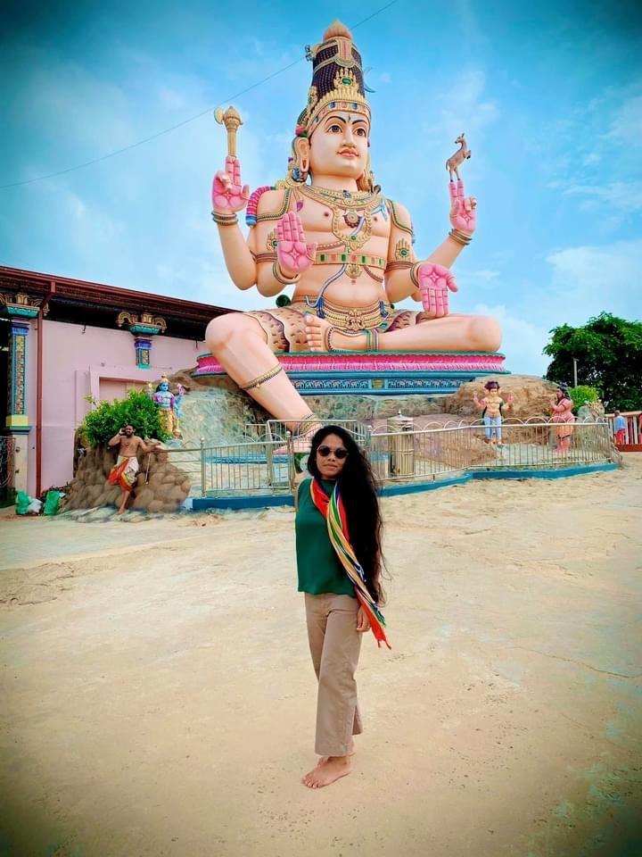 Thirukkoneswaram Kovil