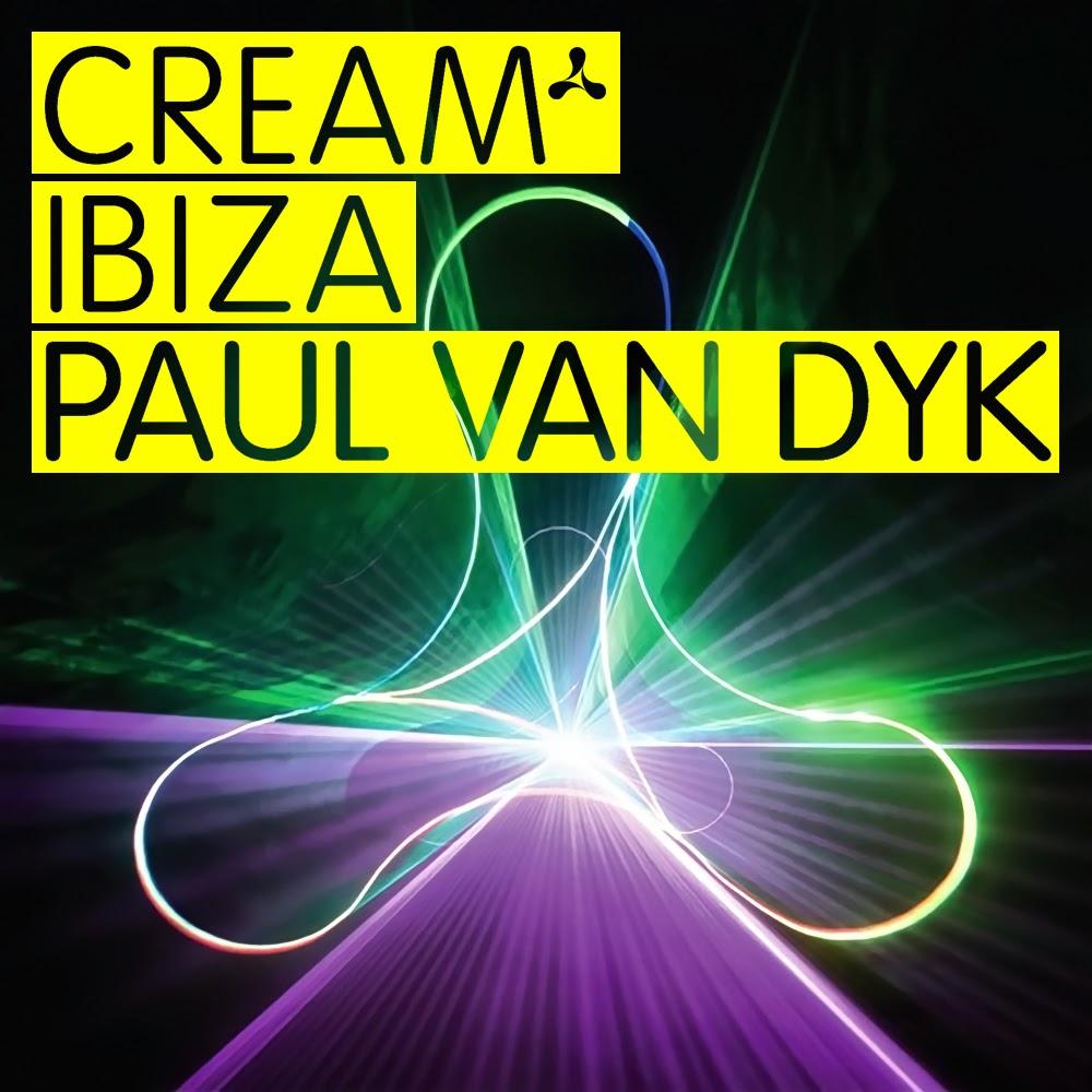 Album Artist: Paul van Dyk / Album Title: Cream Ibiza