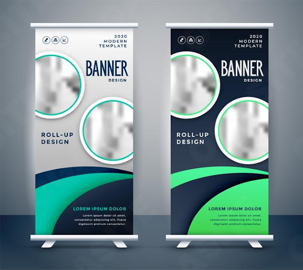 Design Roll Up Banner Company