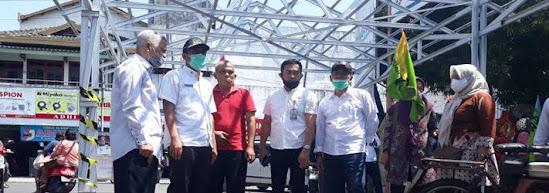 Lelang Umum Pasar Besar Kabupaten Ngawi
