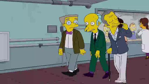 Los Simpsons 28x20 La Casa Moho