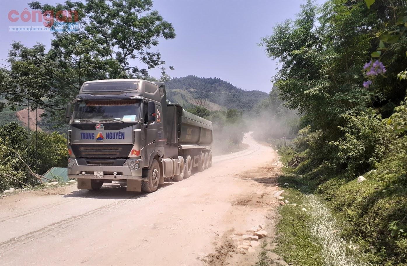 Dự án Đường giao thông liên xã Châu Lộc - Liên Hợp - Châu Tiến  (nay là Tỉnh lộ 532) đã hoàn thiện, đưa vào khai thác 6 năm nay