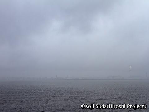 太平洋フェリー「きそ」 3日目 セントレア付近を通過