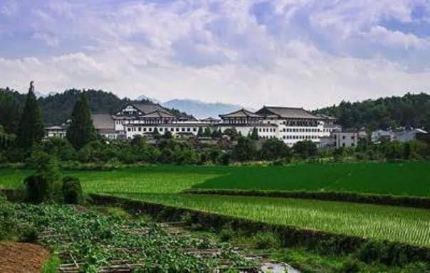 Tiantai Mountain Scenic Area