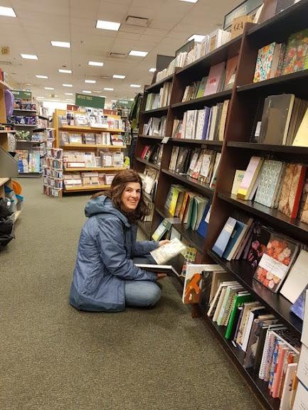 Isabel entre Libros