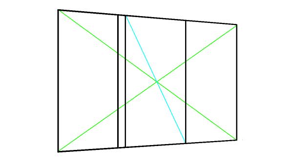 パース(左右対称)