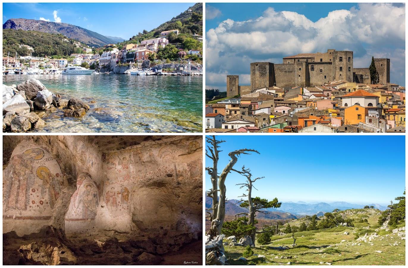 que ver y hacer en Basilicata