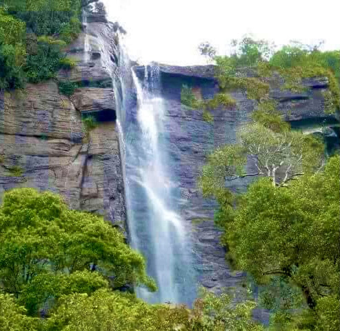 Lover's Leap Waterfall