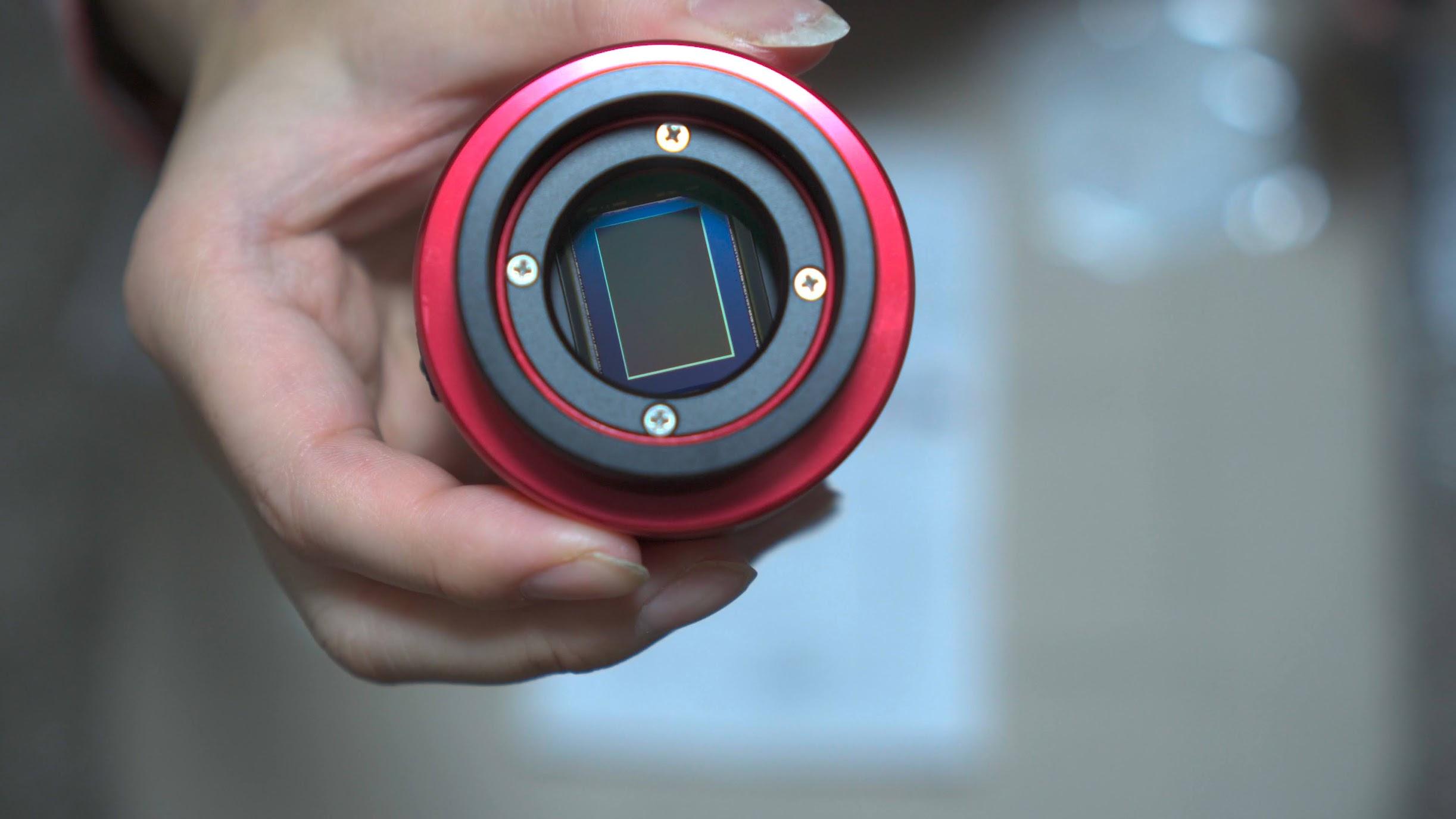 【天体撮影用のCMOSカメラ】ZWO ASI294MCを買ってみました。