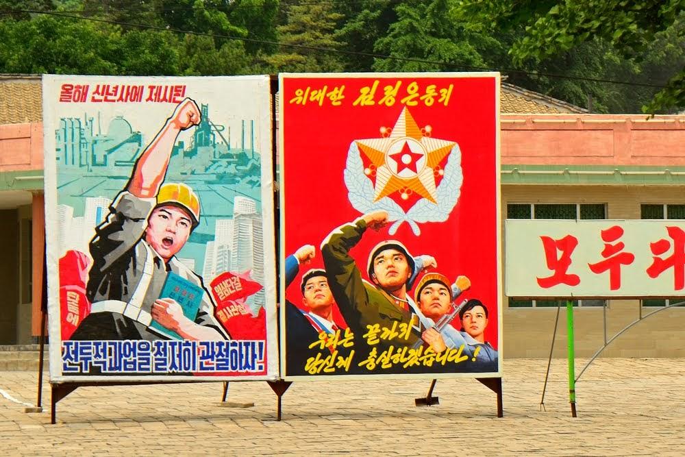datos curiosos de corea del norte