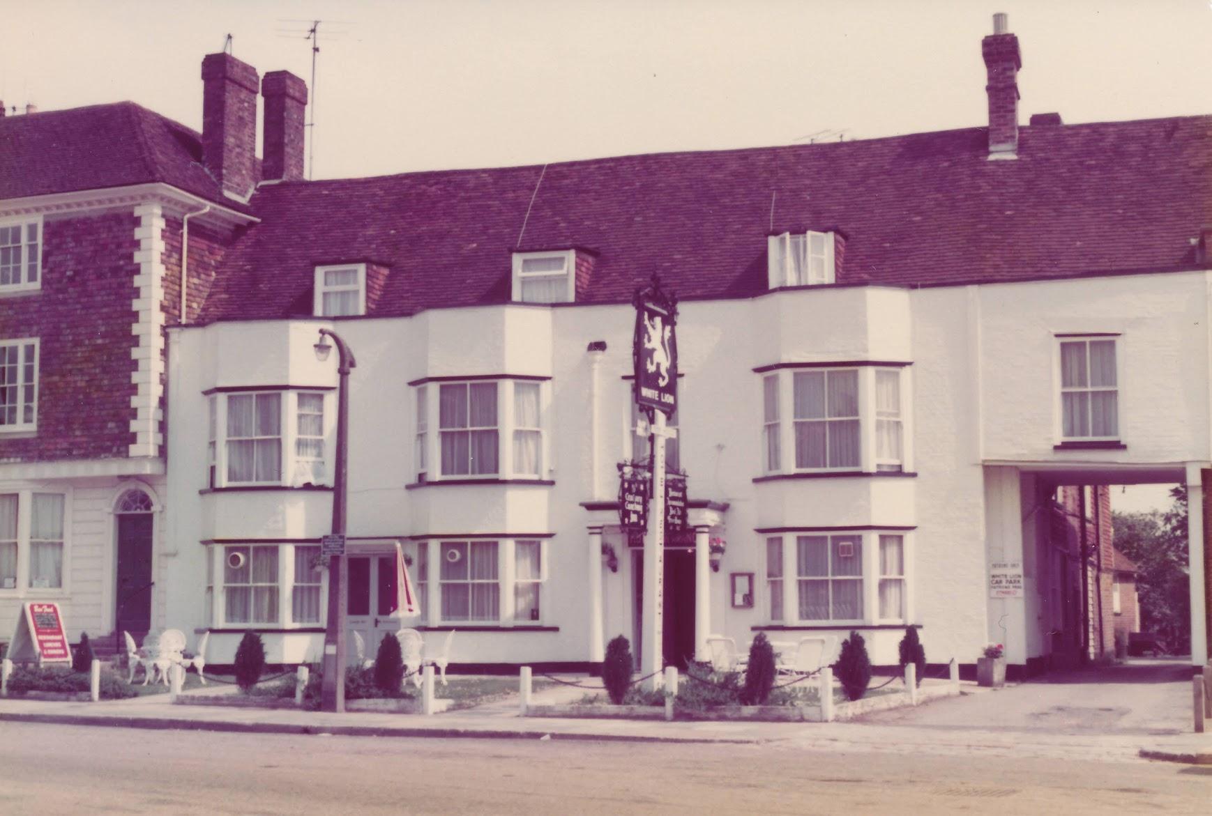 Tenterden Archive, High Street