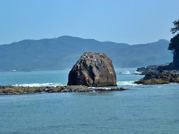 出臍島(ホッキ島)
