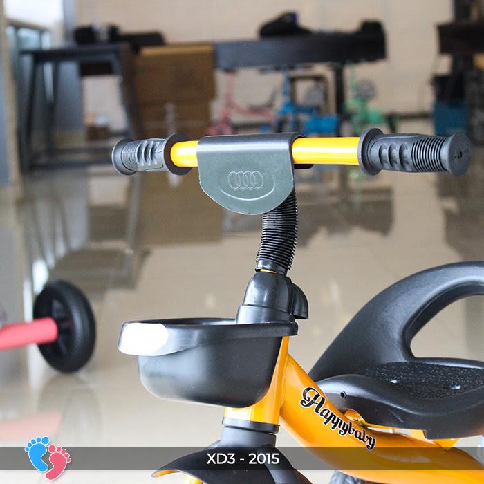 Xe đạp trẻ em 3 bánh XD3-2015 5