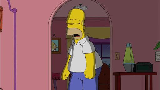 Los Simpsons 21x19 La niña y la ballena