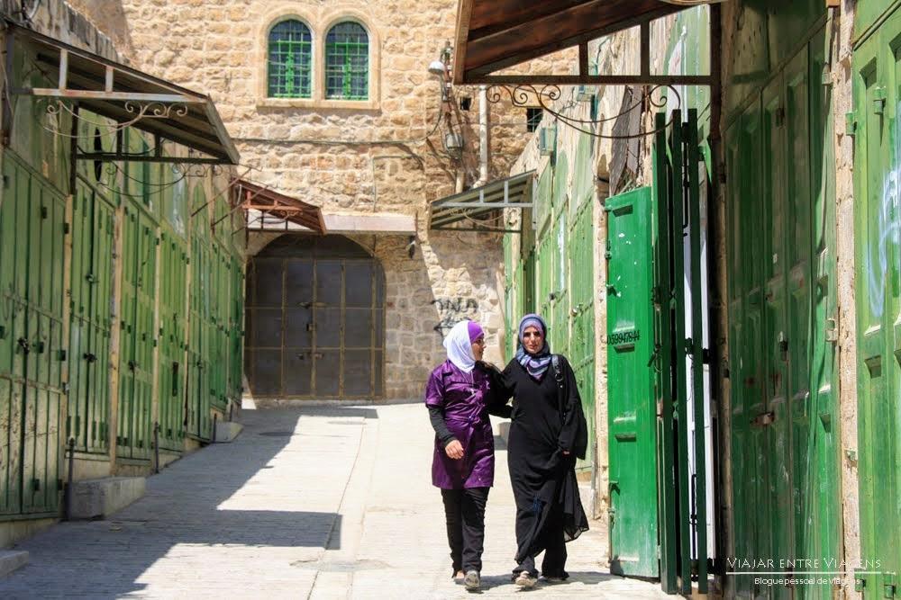 HEBRON - PALESTINA | A realidade da cidade colonato da Cisjordânia