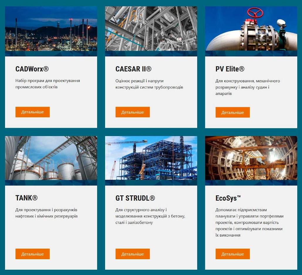 Hexagon PPM Лидирующие программные решения для проектирования предприятий и управления пространственными ресурсами.