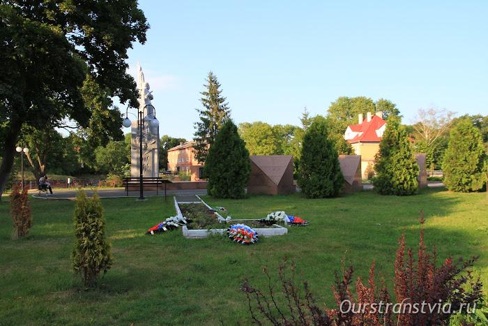Достопримечательности Балтийска - Крепость Пиллау