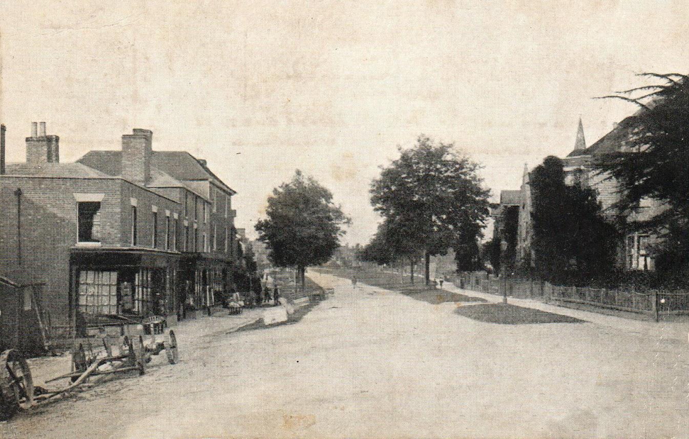 Tenterden Archive Year 1918