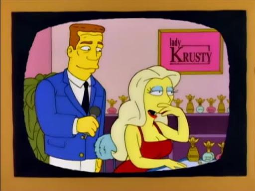Los Simpsons 6x15 Homero el payaso