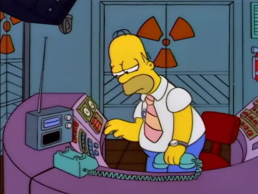 Los Simpsons 5x16 Homero ama a Flanders