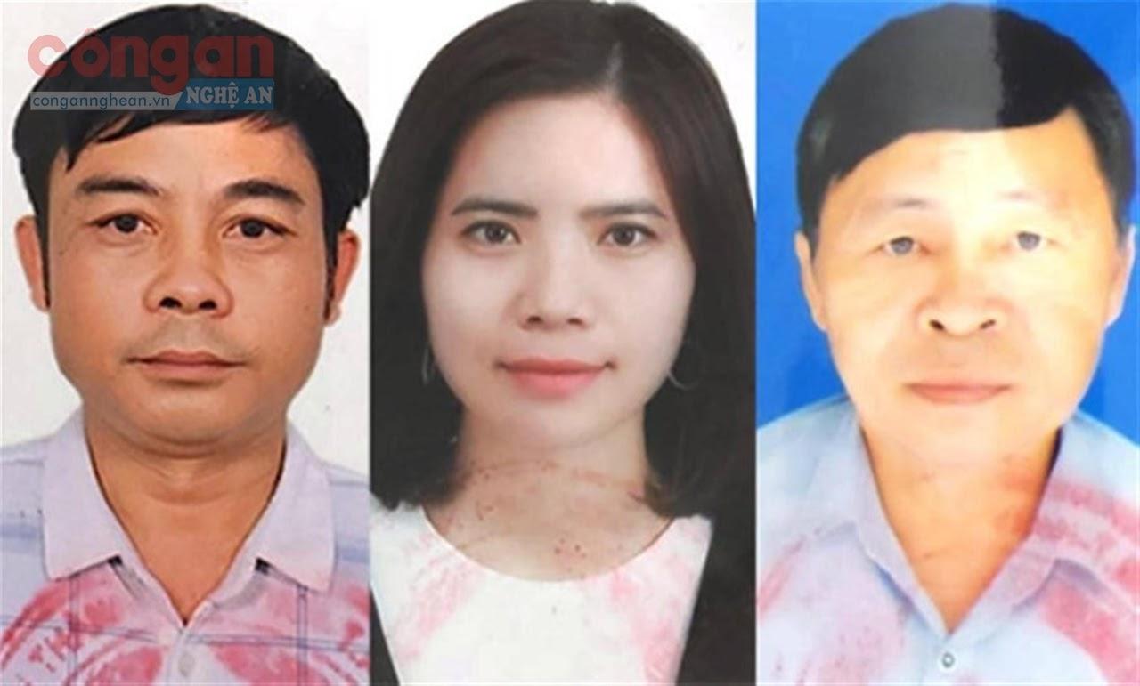 Ba cán bộ bị khởi tố trong vụ án liên quan đến sai phạm đất đai tại xã Hưng Đông, TP Vinh