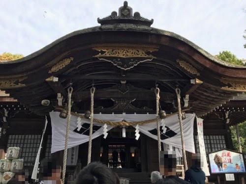 初めての山梨旅行【その9:神社仏閣 in 甲府】