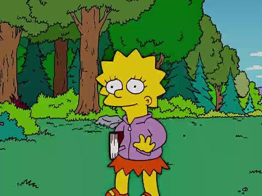 Los Simpsons 17x13 Historia Aparentemente Sin Final
