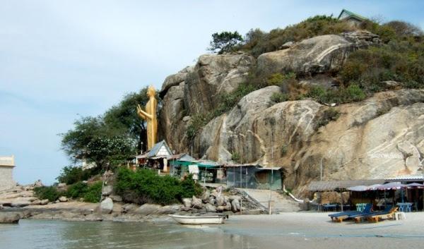 Província de Prachuap Khiri Khan, Região Central, Tailândia