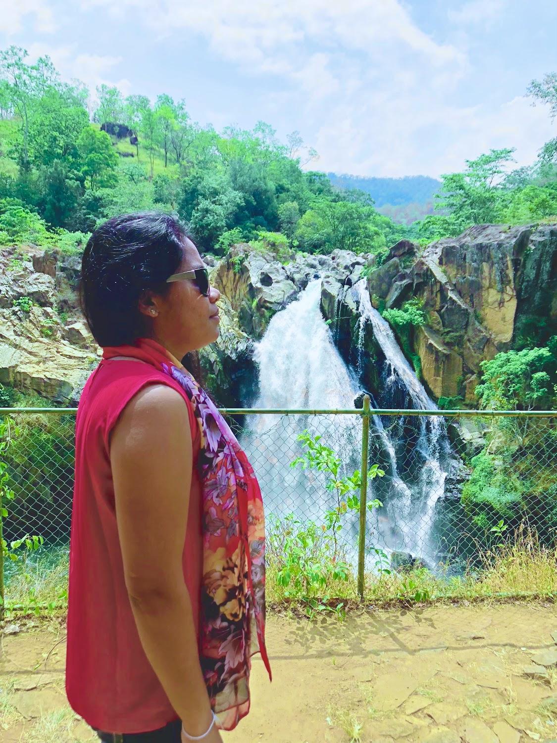 Duwili Ella Waterfall