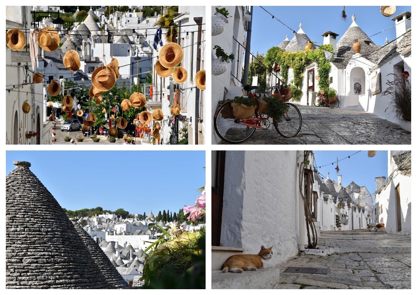 lo mejor de Alberobello