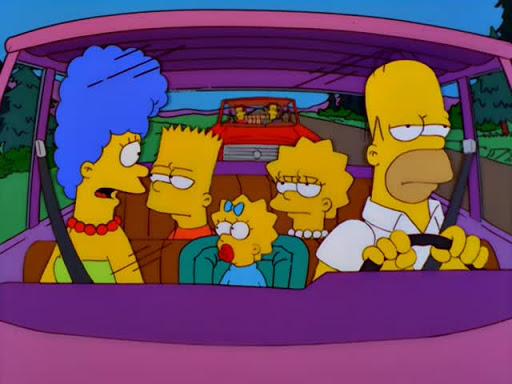 Los Simpsons 10x05 Cuando se anhela a una estrella