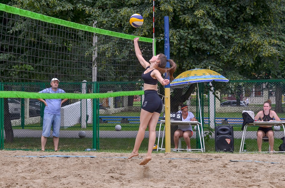 Чернівці Спорт Фото Волейбол Буковина Пляж Beach Volley