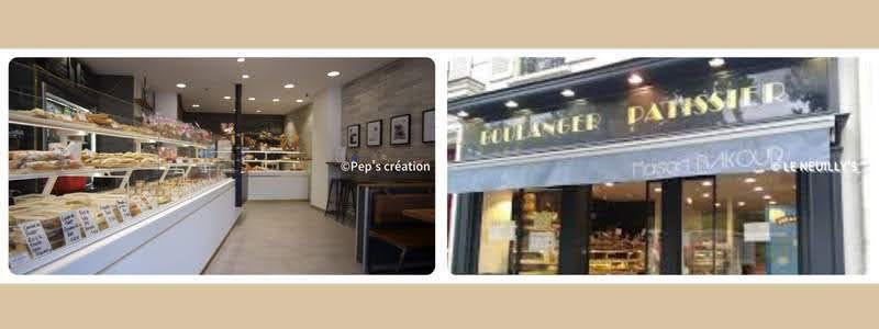 パリのパンオショコラ MAISON BAKOUR メゾン・バクール
