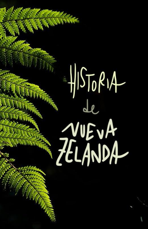 historia de nueva zelanda