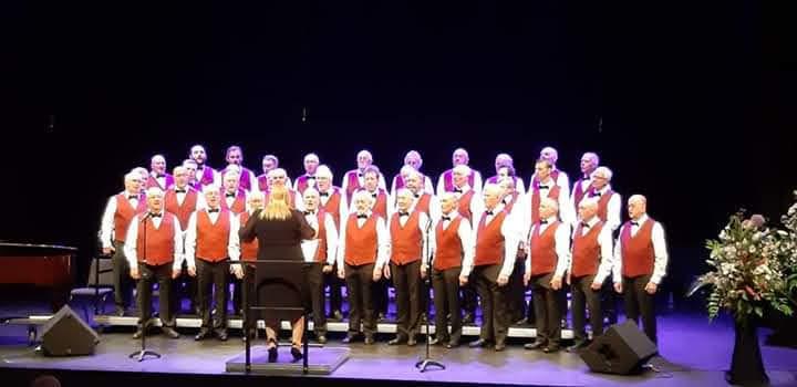 Choir makes a return after 15 months