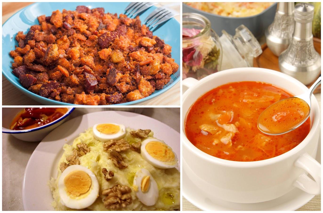 platos típicos de Castilla-La Mancha