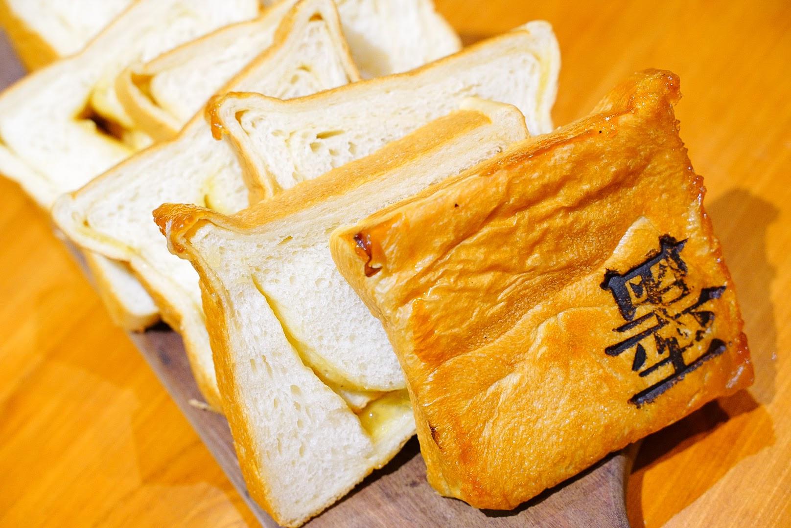 【美食】墨。山崴 MORE ‧ shan wei 嫁妝吐司  全台最獨特的有餡蜂蜜吐司 滿足你最挑惕的味蕾