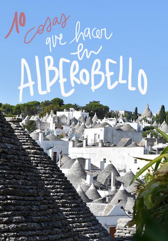 lo mejor que ver y hacer en Alberobello
