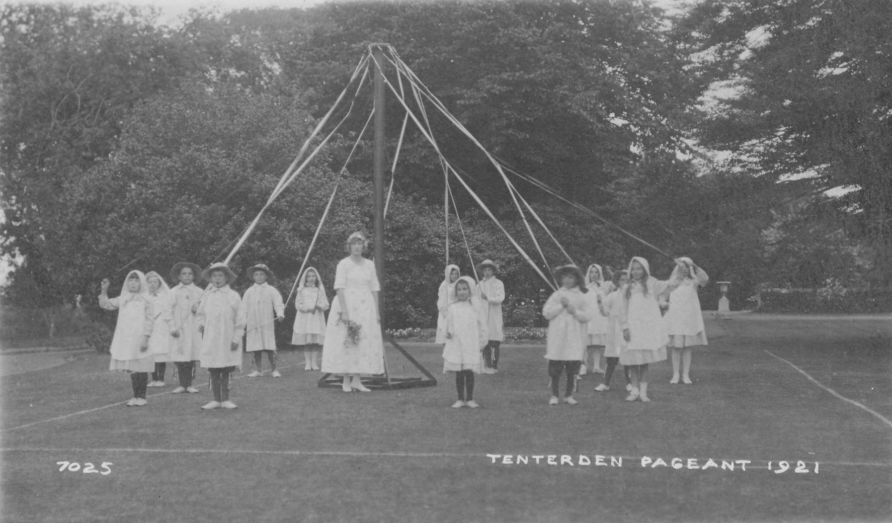 Tenterden Pageant 1921