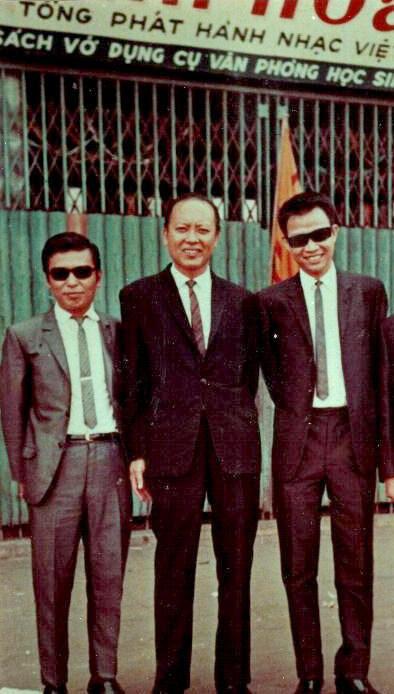 Vài Kỷ Niệm với nhóm Lê Minh Bằng 1966-1975