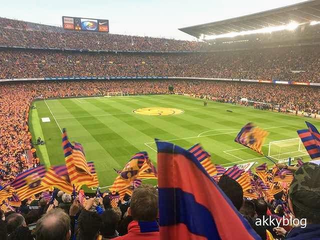 【FCバルセロナ】トラブル続きのヨーロッパ旅行で、定価でクラシコを観戦!