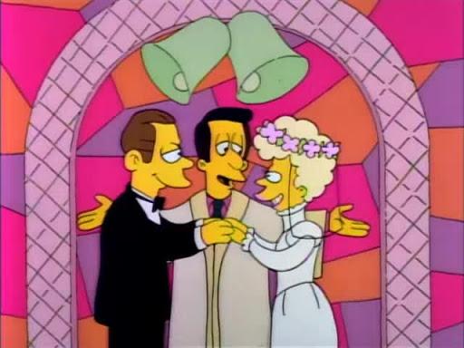 Los Simpsons 2x14 El ultimo tren