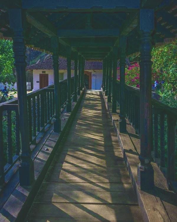 Bogoda Wooden Bridge