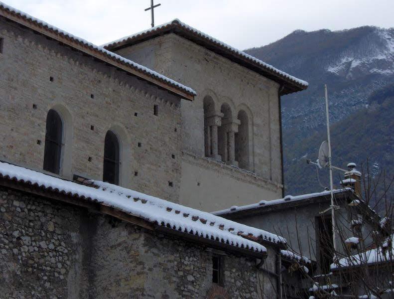 Eglise Saint Jean Baptiste de Vif