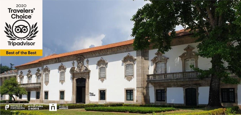 Museu de Lamego recebe distinção Travellers' Choice Best of the Best 2020 do TripAdvisor